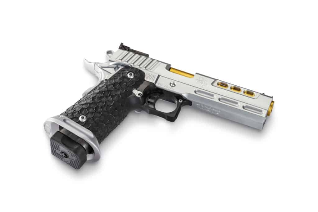 STI DVC Limited Competition Pistol