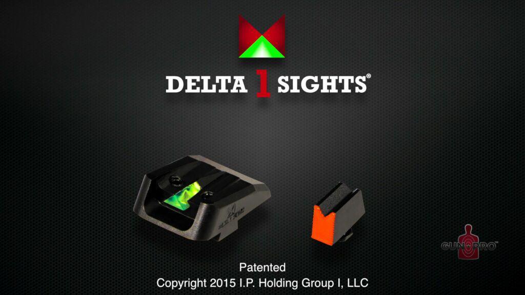 Gun Pro Delta 1 Sights