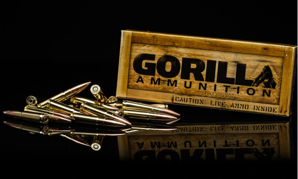 Gorilla Ammunition 300BLK