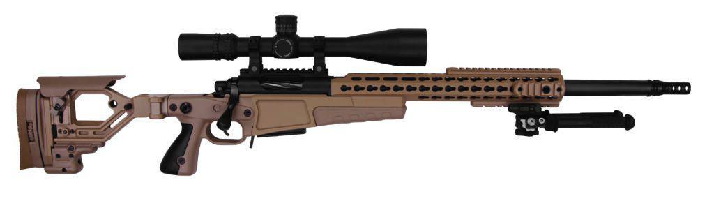 Bergara Cobb County SWAT Rifle