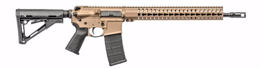 CMMG Mk4 RCE in FDE