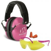 Walkers Game Ear Womens Pink Passive Combo Kit