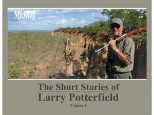 The Short Stores of Larry Potterfield Coffee Table Book