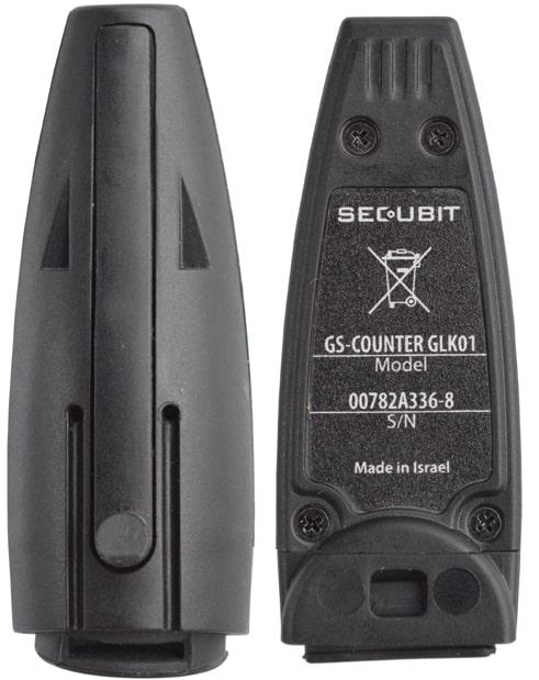 Secubit GSC Gun Shot Counter