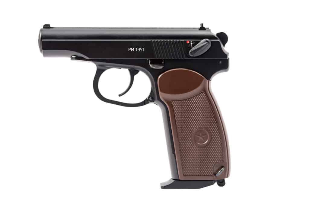 Gletcher PM1951 Replica Airgun