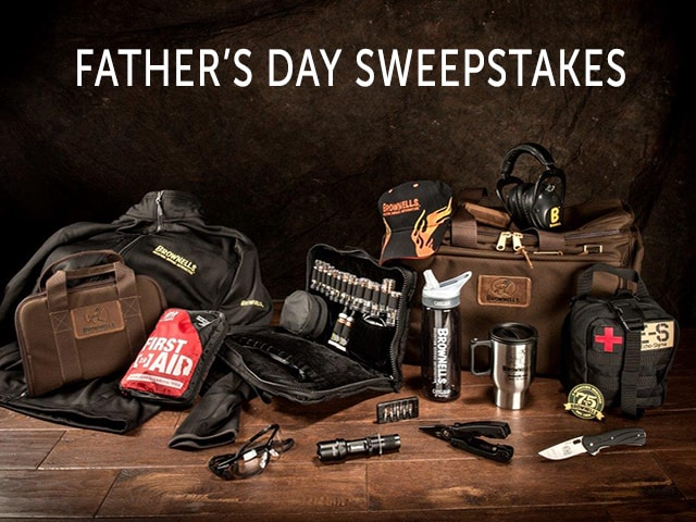Brownells Fathers Day Sweepstakes