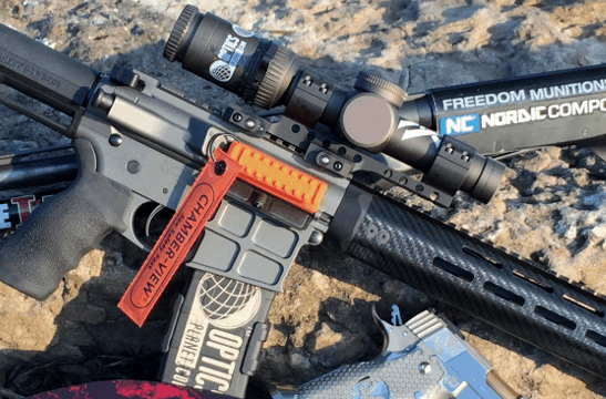 Tischausers Gun and ECI