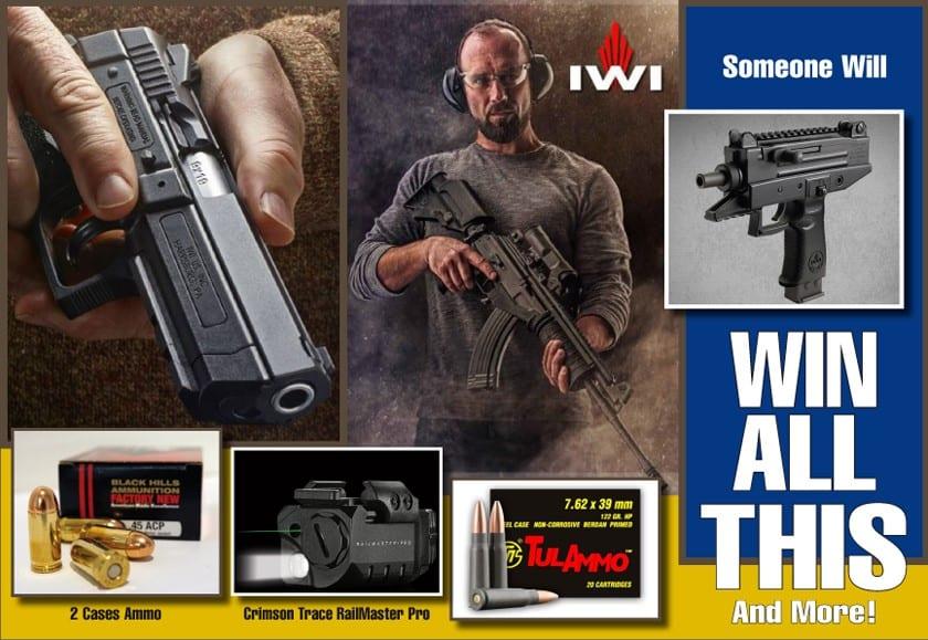 IWI GunProPlus Spring Premium Giveaway