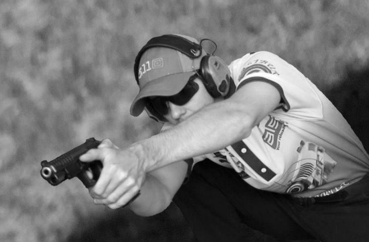 Grand Power Sponsored Shooter Marius Kasanskis