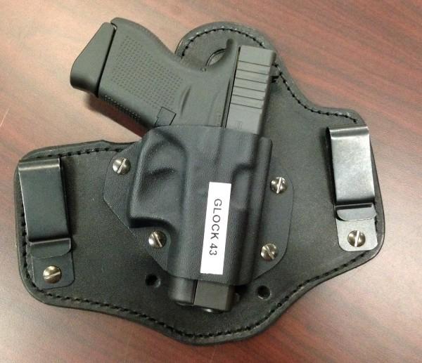 Kinetic Concealment Glock 43 Holster