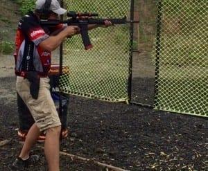 Gorilla Ammunition Sponsored Shooter Nick Atkinson