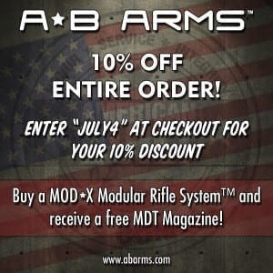 American Built Arms July 4th Sale