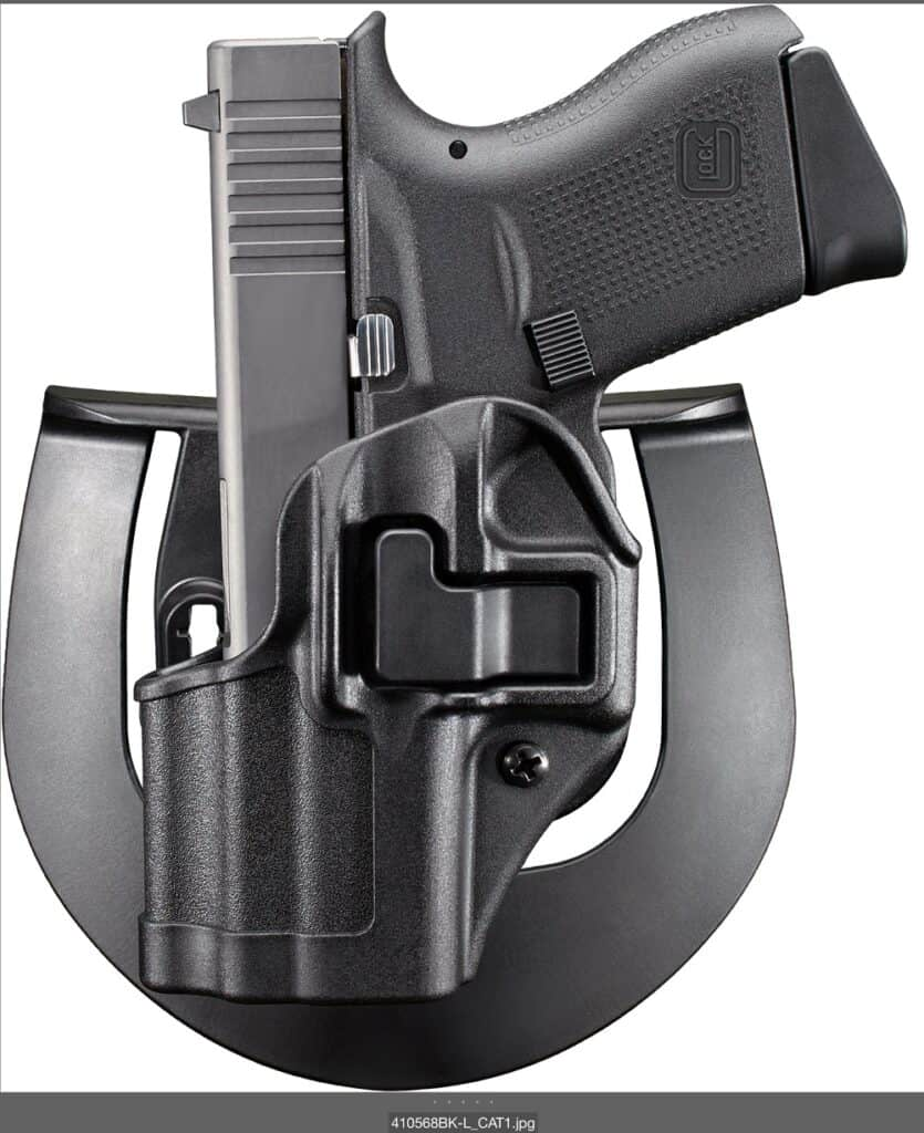 BLACKHAWK SERPA Holster for Glock 43
