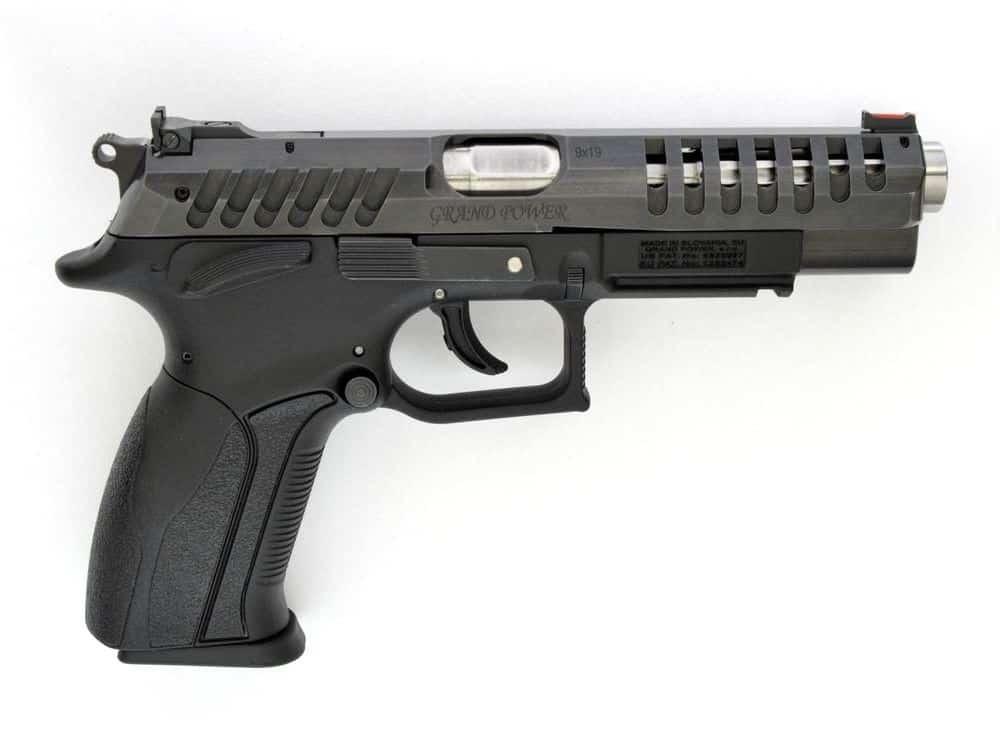 Grand Power X-Calibur Pistol