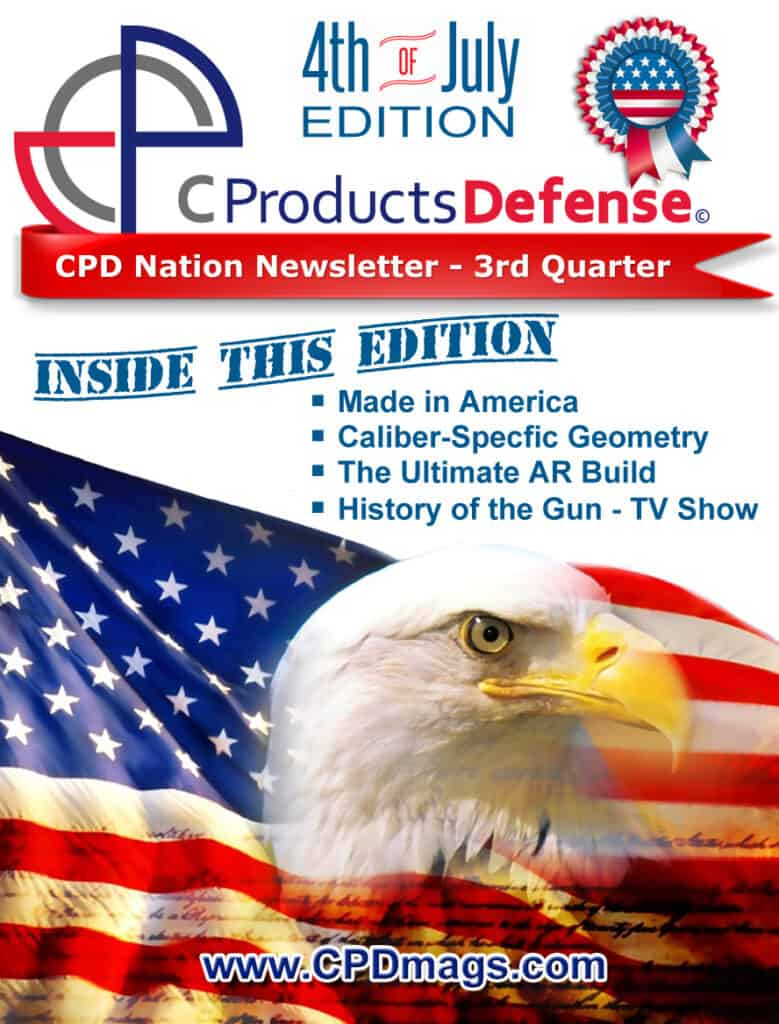C Products Defense Special Edition Newsletter