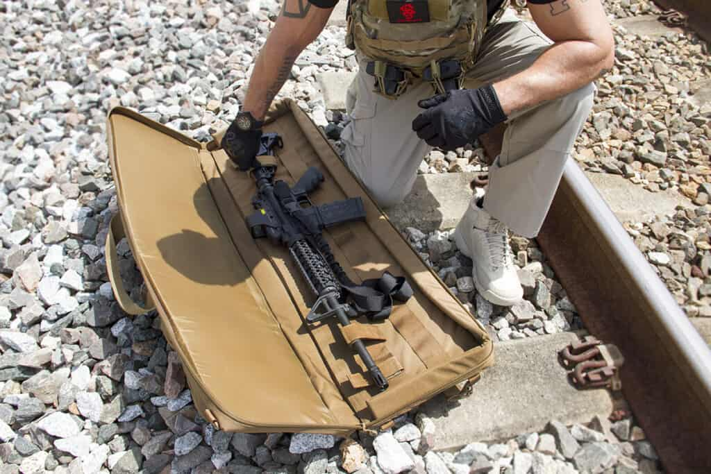 Tacprogear Gen 2 Tactical Rifle Case