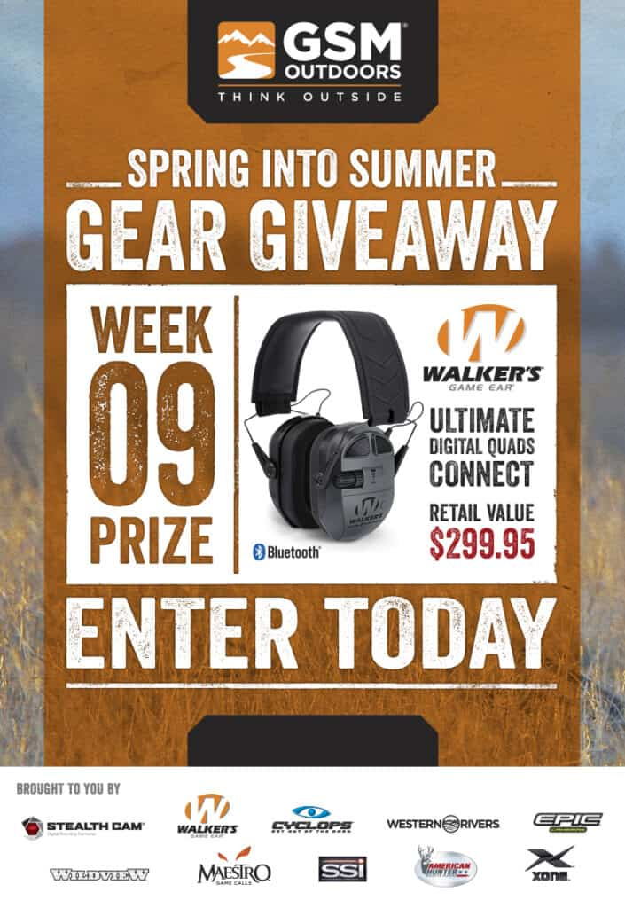 Walkers Ultimate Digital Quad Connects Giveaway