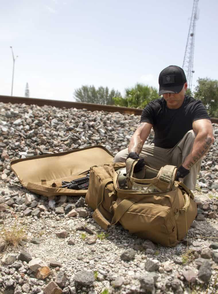 Tacprogear Gen 2 Rapid Load-Out Bag in Field