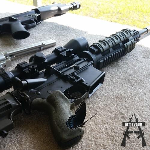 Shooting Range Zen - Calm Before the Storm