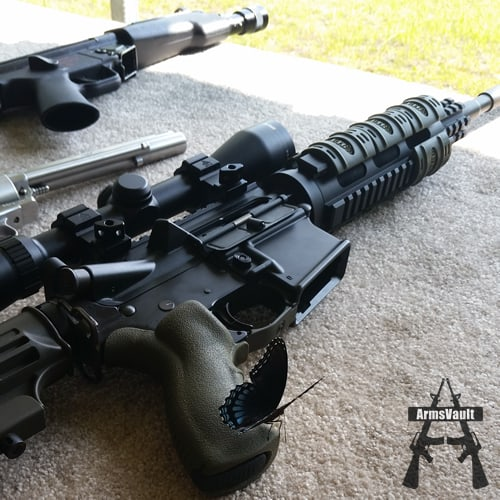 The Calm Before the Storm - Kavod Custom Range Day
