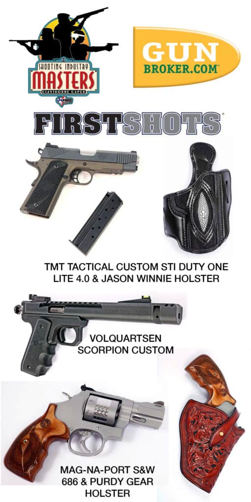 Shooting Industry Masters Gun Auction