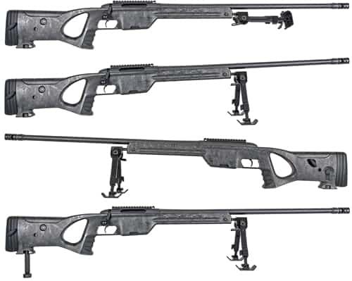 Steyr SSG Carbon 308 Bolt Action Rifle