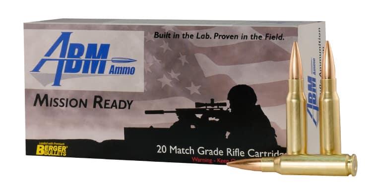 ABM 308 Win Juggernaut Ammo
