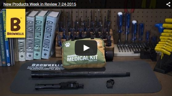 Brownells New Products