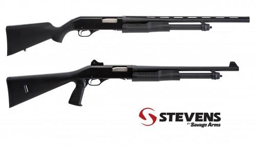 Stevens 20 Gauge Pump Shotguns