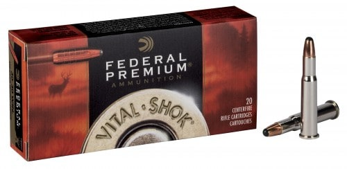 Federal Premium Vital-Shok Trophy Copper 30-30 Win