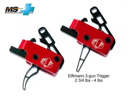 ELF Drop-In 3-Gun AR-15 Trigger