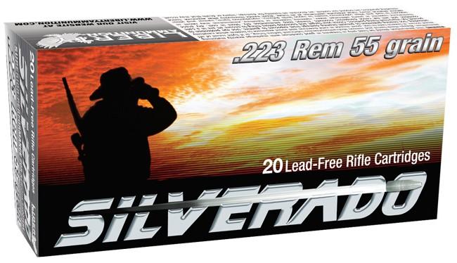 Liberty Ammunition Silverado 223 Rem