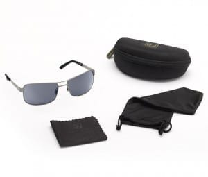 Revision Deltawing Sport Metal Sunglasses