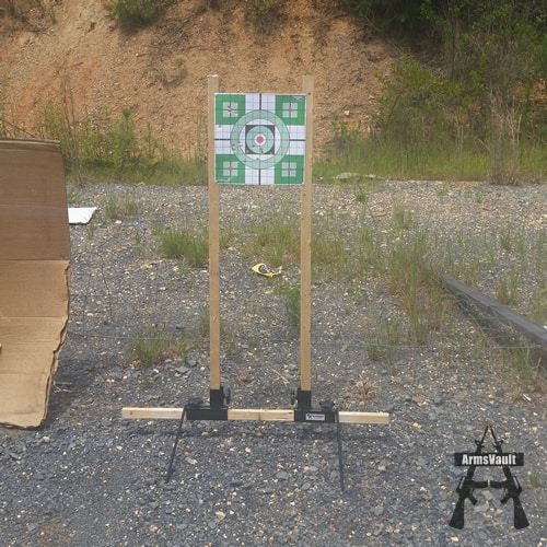 P3 Ultimate Target Stand for Paper Targets