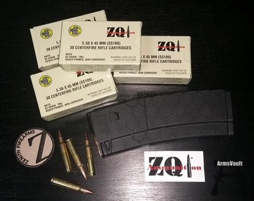 ZQI Ammunition 556