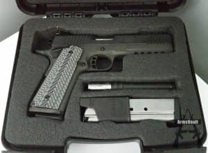 Rock Island Armory TCM TAC Ultra FS Combo in Case