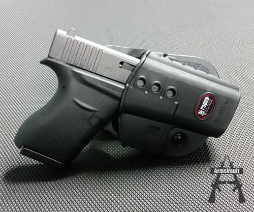 Fobus Evolution Paddle Holster for Glock 43