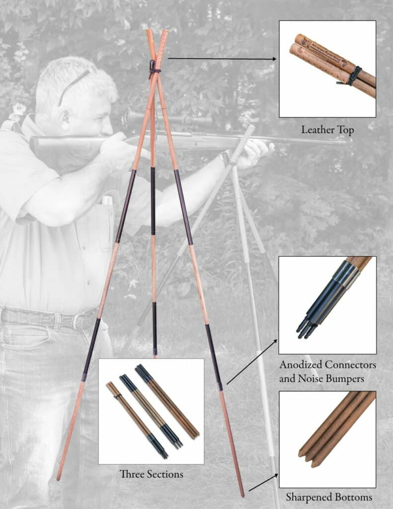 African Sporting Creations Shooting Sticks