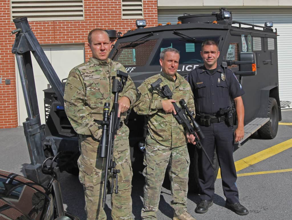 Douglasville SWAT with Bergara Rifles
