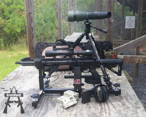 ZQI Ammunition 556 Range Review