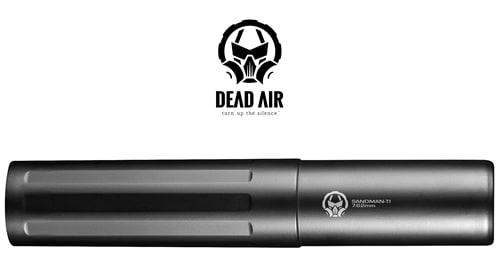 Dead Air Armament Sandman-Ti Suppressor