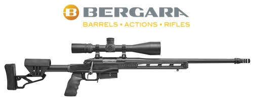 Bergara Premier Tactical Rifle