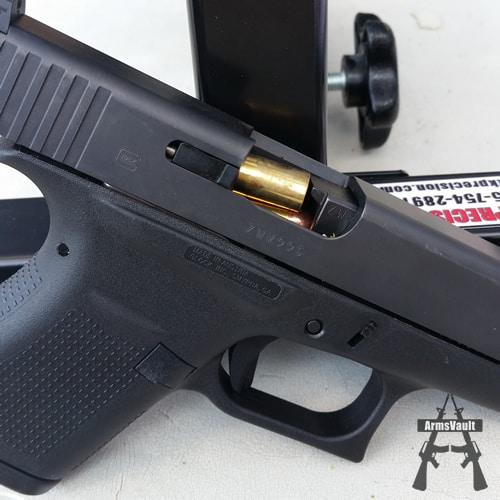 Glock 43 Failure to Eject
