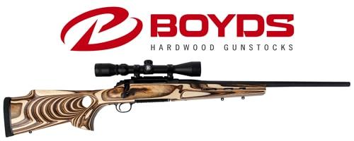 Remington 710 with Boyds Gunstock