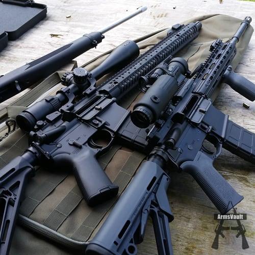 AR-15 Rifles