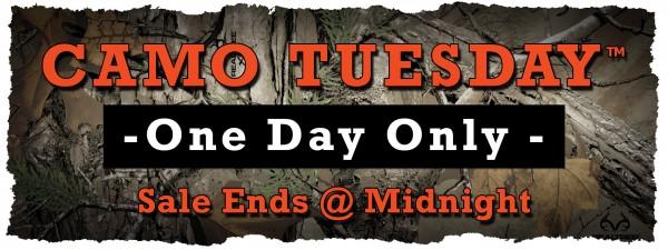 MidwayUSA Camo Tuesday