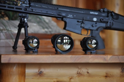 ATN ThOR Thermal Weapon Sight Models