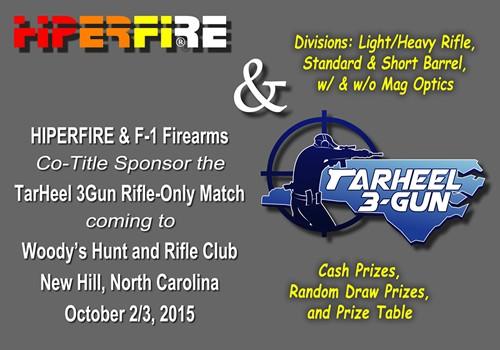HIPERFIRE Rifle Challenge