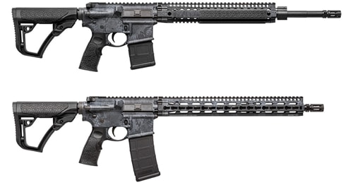 Daniel Defense Adds Kryptek Typhon Finish to DDM4 MK12 and V11 Rifles