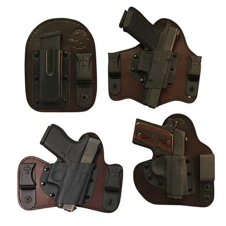 CrossBreed Holsters Ten Year Anniversary Limited Edition Holsters and Mag Carrier